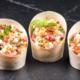 Chez Maï Maï. Salade de Riz Croustillant