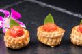 Chez Maï Maï. Tartelette Tomate Confite