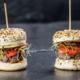 Chez Maï Maï. Mini burger