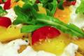 Foccacia Tomates / Mozzarella di Bufala / Roquette