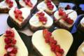 Boulangerie Patisserie Gaget. Coeur de fraisier