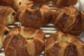 L'heure du pain. Croissant