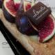 Boulangerie pâtisserie Lorette. eclair aux figues