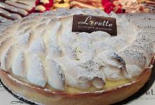Boulangerie pâtisserie Lorette. tarte citron meringuée