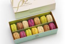 Laurent Duchêne. Macarons