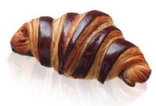 Laurent Duchêne. Croissant chocolat