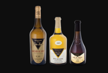 Domaine De La Petite Marne. Vin jaune