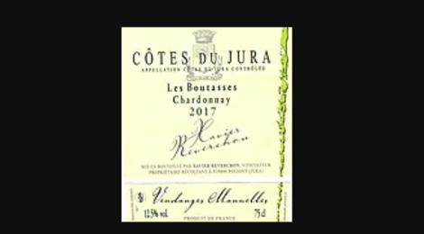 Domaine Reverchon. vins blancs