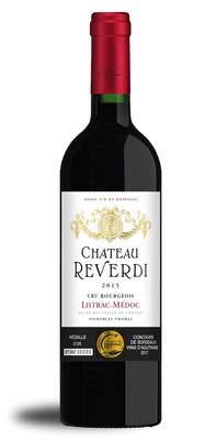 Château REVERDI 2015 Cru Bourgeois Listrac Médoc