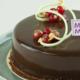 MyuMyu. entremet dôme chocolat