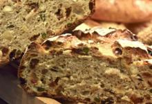 Boulangerie Honorine. Gros pain pistaches, figues et raisins