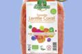 Lazzaretti. Torsade aux Lentilles corail