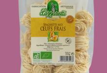 Lazzaretti. Spaghetti nid aux oeufs frais