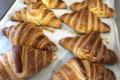 Boulangerie le Petit Mitron. Croissants