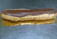 Boulangerie le Petit Mitron. Eclair chocolat