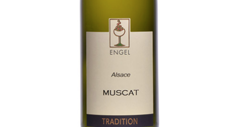 Domaine Engel. Muscat Alsace Tradition