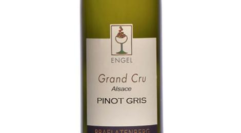 Domaine Engel. Pinot Gris Alsace Grand Cru Praelatenberg