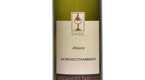 Domaine Engel. Gewurztraminer Alsace Vendanges Tardives