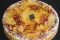 Pâtisserie Désiré. Tartes aux fruits cuits