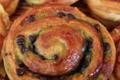 Académie du pain. Roulé chocolat pistache