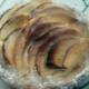 Boulangerie l'alliance. Tarte aux pommes