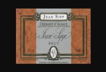 Domaine Jean Sipp. Crémant Brut Blanc de Blancs
