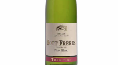 Domaine Bott Freres. Pinot blanc tradition