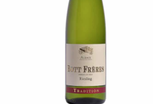 Domaine Bott Freres. Riesling tradition