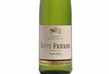 Domaine Bott Freres. Pinot gris Réserve Personnelle 2016