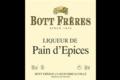 Domaine Bott Freres. Liqueur épices de Noël 18°
