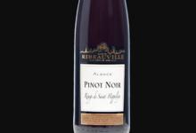 La Cave de Ribeauvillé. Pinot Noir St-Hippolyte