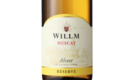 Alsace Willm. Muscat gamme réserve