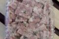 Ferme Goettelmann. Salade de museau