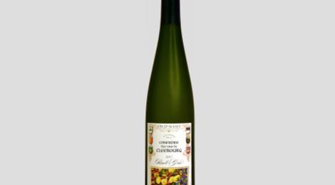 Cave Vinicole De Cleebourg. Pinot gris sélection de la confrérie