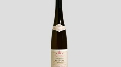 Cave Vinicole De Cleebourg. Pinot gris Himmrich