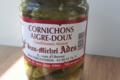 Choucrouterie Ades & Fils. Cornichon Aigre-Doux