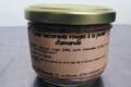 Willers-hof. Caviar betteraves rouges à la purée d'amande