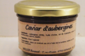 Willers-hof. Caviar d'aubergines