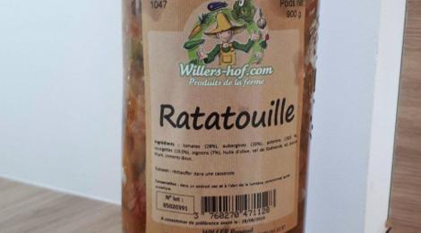 Willers-hof. Ratatouille