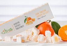 Les Loukoums de mandarine Citrus