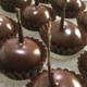 Chocolat Noisette. Cerises au kirsch