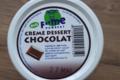 Ferme Humbert. Crème dessert chocolat