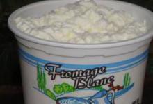 Ferme Du Lindgrube. Fromage blanc