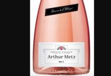 Arthur Metz. Crémant Réserve de l'Abbaye - Crémant d'Alsace - Rosé