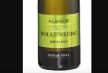Arthur Metz. Lieu-dit Bollenberg - Riesling