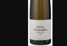 Arthur Metz. Grands Crus d'Alsace - Engelberg - Riesling