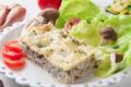Champichoux. Lasagne forestière