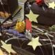 Boulangerie Durrenberger. Bûche 3 chocolats