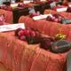Boulangerie Durrenberger. Bûche Red Christmas