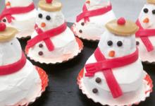 Boulangerie Durrenberger. Bonhomme de neige